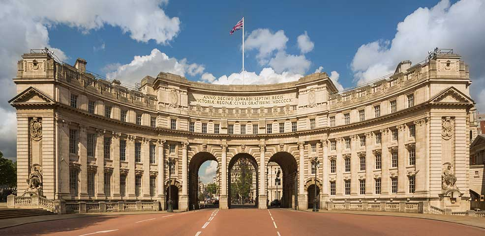 Waldorf Astoria opening in London at Admiralty Arch