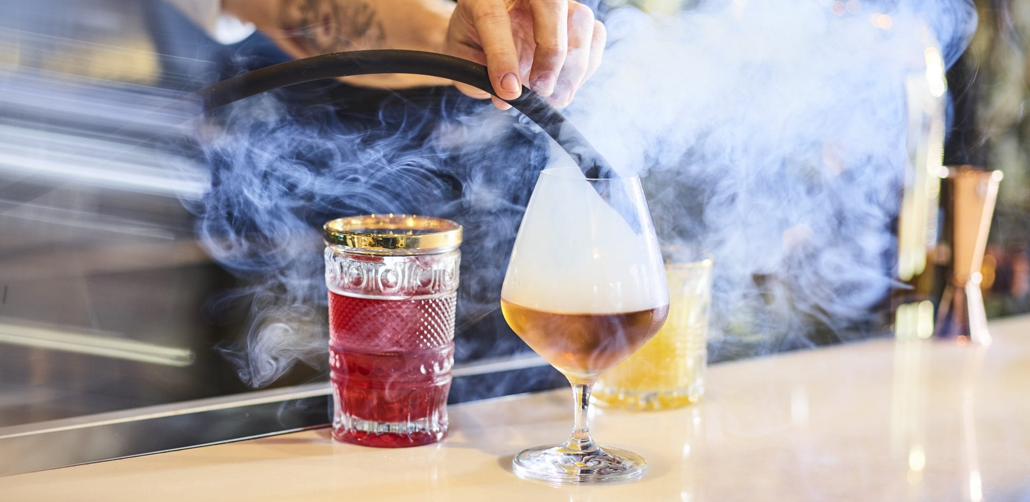 DIFC signature cocktail