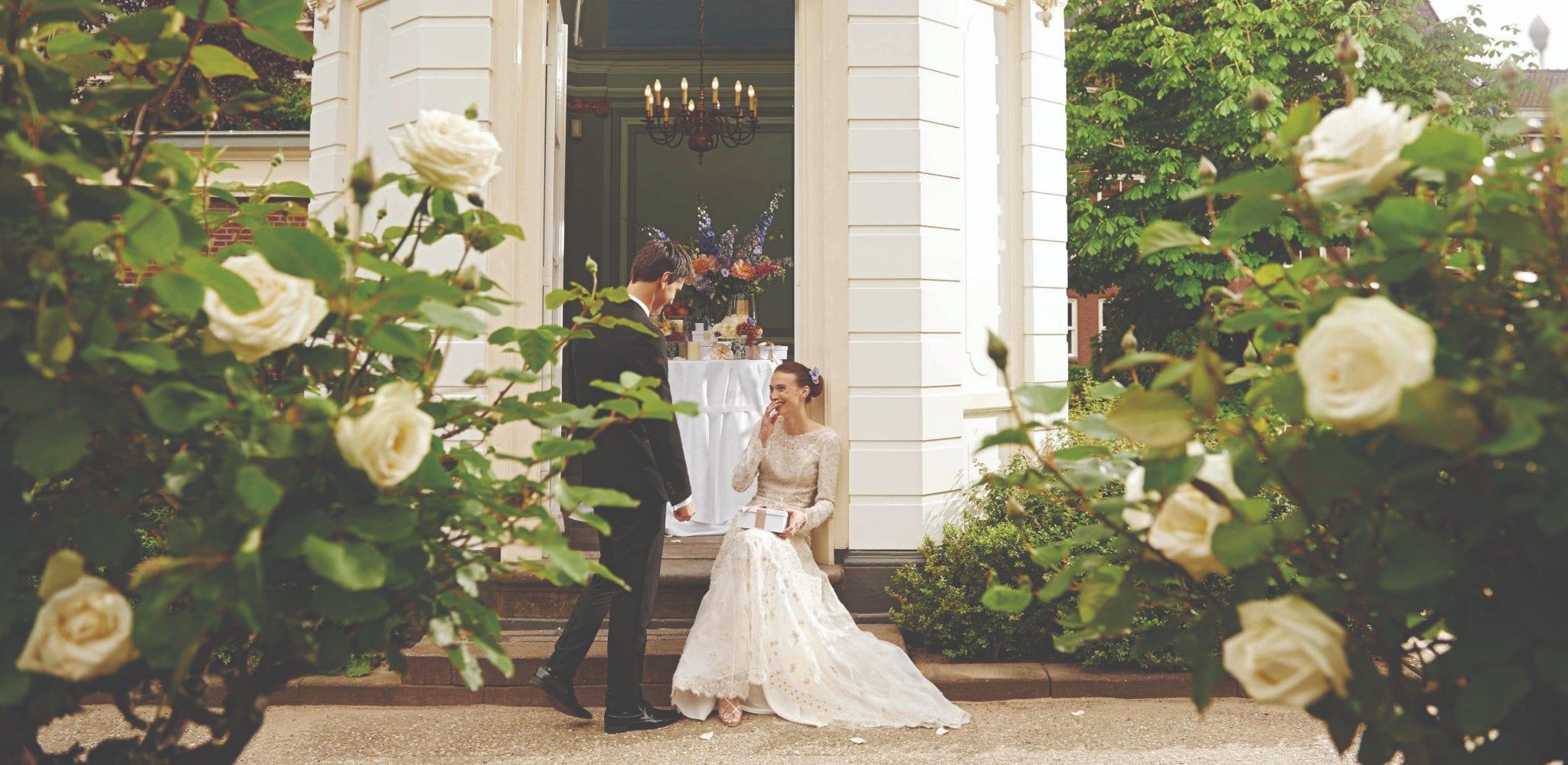 Destination Wedding at Waldorf Astoria Amsterdam